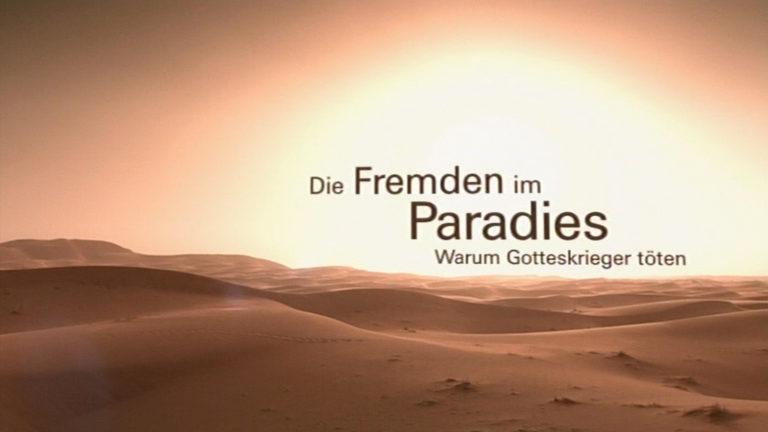 Titelbild Fremde im Paradies