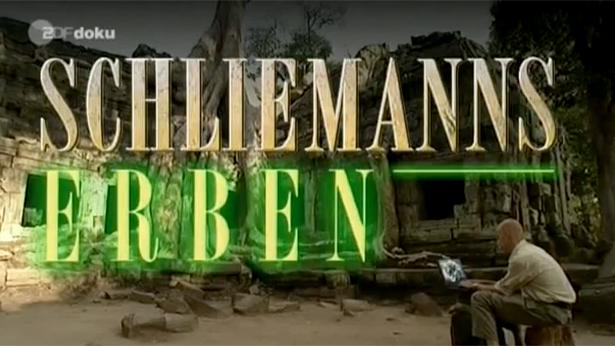 Titelbild Schliemanns Erben